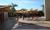 Courtyard 1-14-08 003