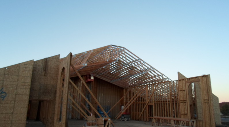 SAM_0053 Trusses to